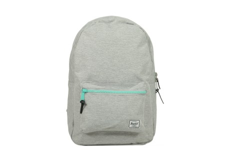 Herschel Sac à dos Settlement light grey crosshatch