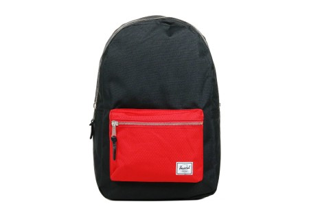 [BLACK FRIDAY] Herschel Sac à dos Settlement black/scarlet
