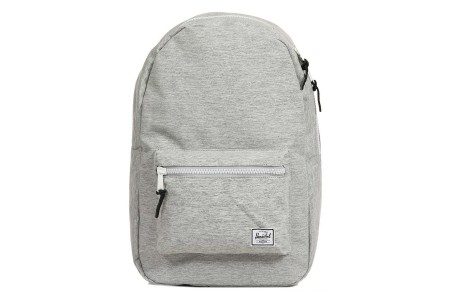 [BLACK FRIDAY] Herschel Sac à dos Settlement light grey crosshatch