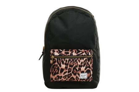 [BLACK FRIDAY] Herschel Sac à dos Settlement black/desert cheetah