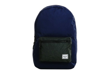 [BLACK FRIDAY] Herschel Sac à dos Settlement peacoat/black crosshatch
