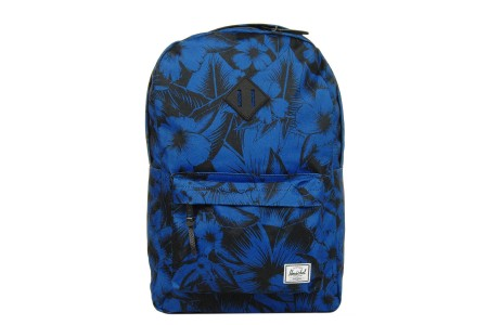 Herschel Sac à dos Heritage jungle floral blue