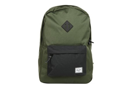 Herschel Sac à dos Heritage forest night/black/black rubber