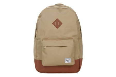 Herschel Sac à dos Heritage kelp/saddle brown