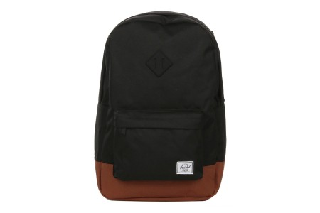 [BLACK FRIDAY] Herschel Sac à dos Heritage black/saddle brown