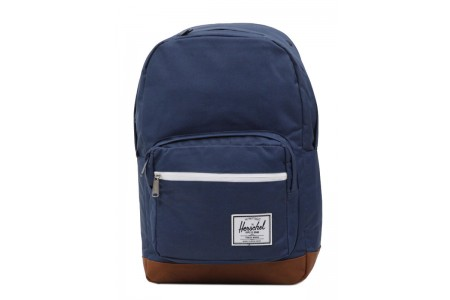 Herschel Sac à dos Pop Quiz navy/tan