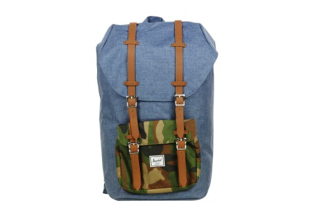 [BLACK FRIDAY] Herschel Sac à dos Little America navy crosshatch