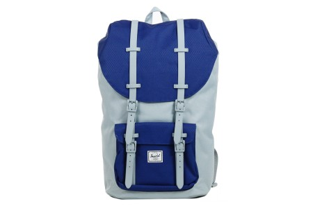 [BLACK FRIDAY] Herschel Sac à dos Little America quarry/blueprint/quarry rubber