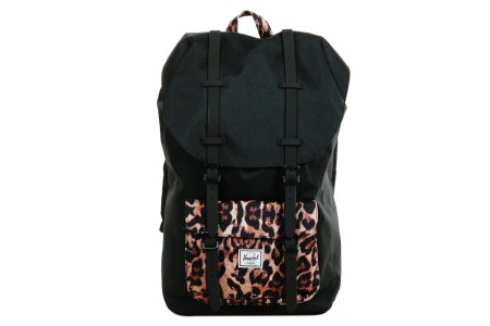Herschel Sac à dos Little America black/desert cheetah