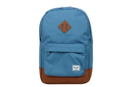 [BLACK FRIDAY] Herschel Sac à dos Heritage Mid Volume captain's blue/tan