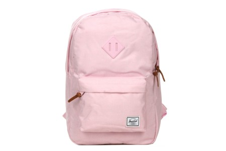 [BLACK FRIDAY] Herschel Sac à dos Heritage Mid Volume pink lady crosshatch