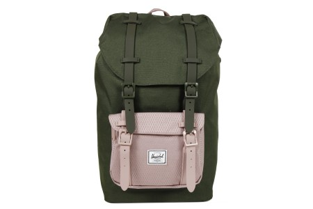 Herschel Sac à dos Little America Mid Volume forest night/ash rose