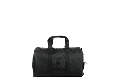 [BLACK FRIDAY] Herschel Sac de voyage Novel Aspect 52 cm black crosshatch/black/white