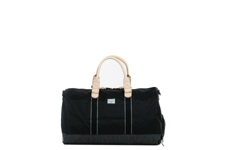[BLACK FRIDAY] Herschel Sac de voyage Novel Offset 52 cm black/black denim