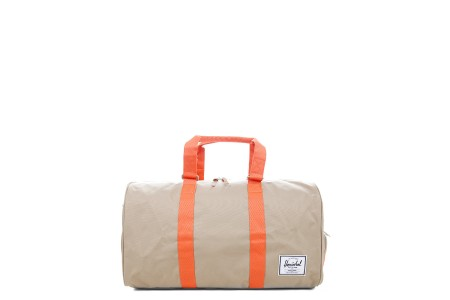 Herschel Sac de voyage Novel 52 cm kelp/vermillion orange