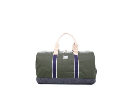 [BLACK FRIDAY] Herschel Sac de voyage Novel Offset 52 cm forest night/ dark denim