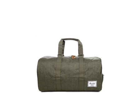 [BLACK FRIDAY] Herschel Sac de voyage Novel 52 cm olive night crosshatch/olive night