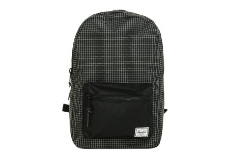 [BLACK FRIDAY] Herschel Sac à dos Settlement Mid Volume black grid