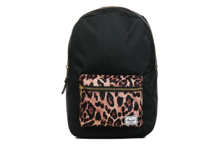 [BLACK FRIDAY] Herschel Sac à dos Settlement Mid Volume black/desert cheetah