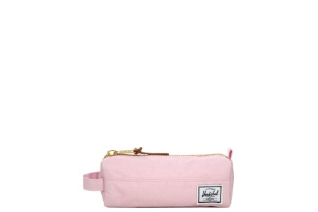 Herschel Trousse Settlement Case pink lady crosshatch
