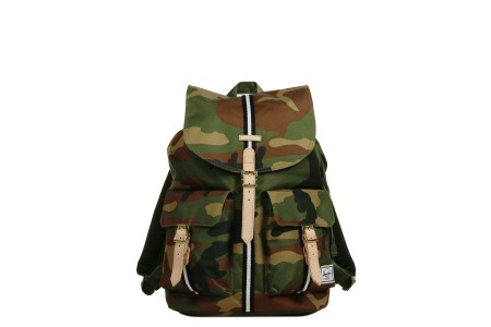 [BLACK FRIDAY] Herschel Sac à dos Dawson Offset woodland camo/black/white