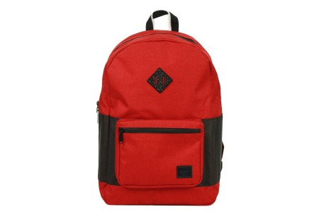 Herschel Sac à dos Ruskin Aspect barbados cherry crosshatch/black