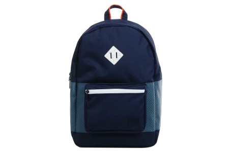 [BLACK FRIDAY] Herschel Sac à dos Ruskin Aspect peacoat/navy/vermillion orange
