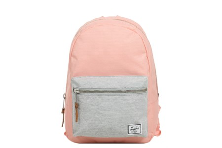 Herschel Sac à dos Grove X-Small peach/light grey crosshatch