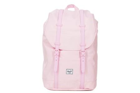 [BLACK FRIDAY] Herschel Sac à dos Retreat Mid-Volume pink lady crosshatch