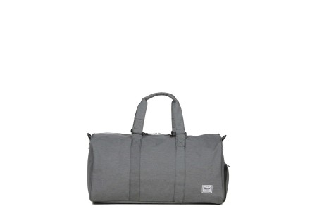 Herschel Sac de voyage Novel Mid-Volume 53 cm mid grey crosshatch