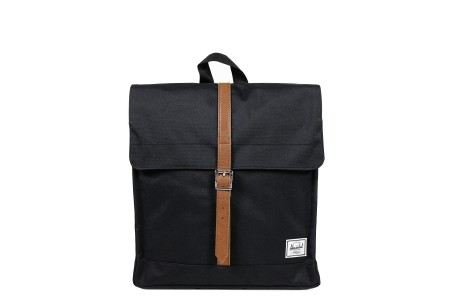 Herschel Sac à dos City Mid-Volume black/tan
