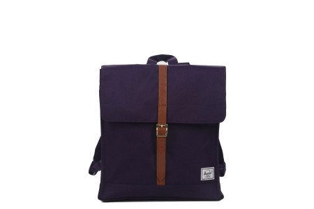 [BLACK FRIDAY] Herschel Sac à dos City Mid-Volume purple velvet