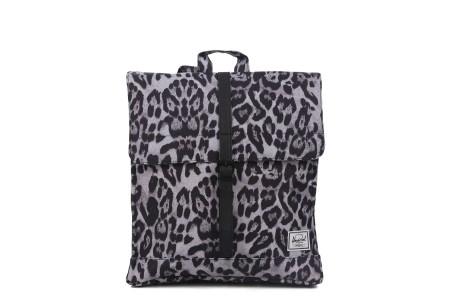 Herschel Sac à dos City Mid-Volume snow leopard/ black