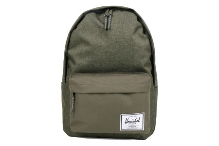 Herschel Sac à dos Classic XL olive night crosshatch/olive night