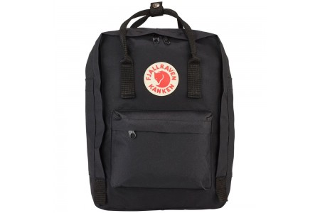 "[BLACK FRIDAY] FJALLRAVEN Kånken Laptop 13"" - Sac à dos - noir Noir"
