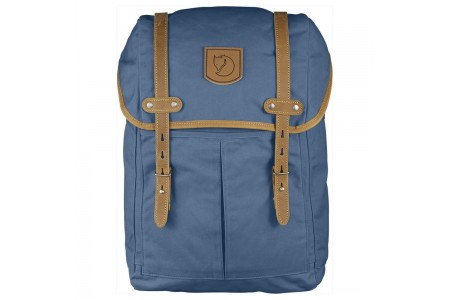 FJALLRAVEN No. 21 - Sac à dos - Medium bleu Bleu