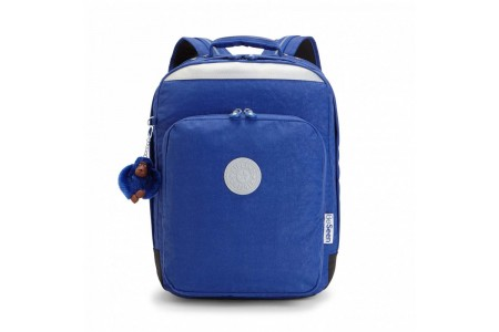Kipling Grand Sac à Dos Avec Protection Pour Ordinateur Portable Cobalt Flash