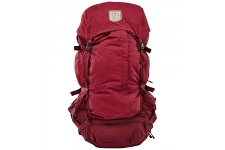 [BLACK FRIDAY] FJALLRAVEN Kaipak 58 - Sac à dos Femme - rouge Rouge