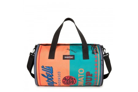Eastpak Duffel Can Andy Warhol Carrot Placed