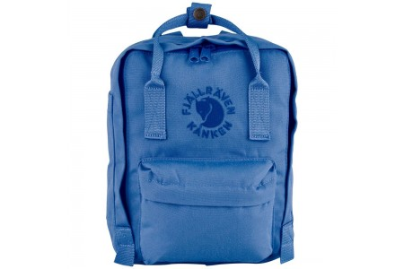 FJALLRAVEN Re-Kånken Mini - Sac à dos - bleu Bleu