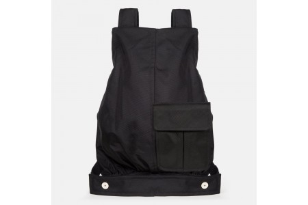 Eastpak Raf Simons Coat Bag Black Structured