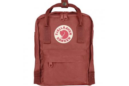 FJALLRAVEN Kånken Mini - Sac à dos - rouge Rouge