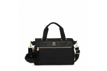 Kipling Small shoulderbag (with removable shoulderstrap) Black Wk