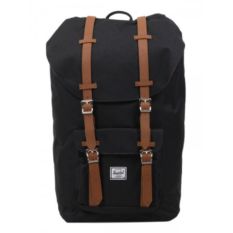 Herschel Sac à dos Little America black/tan