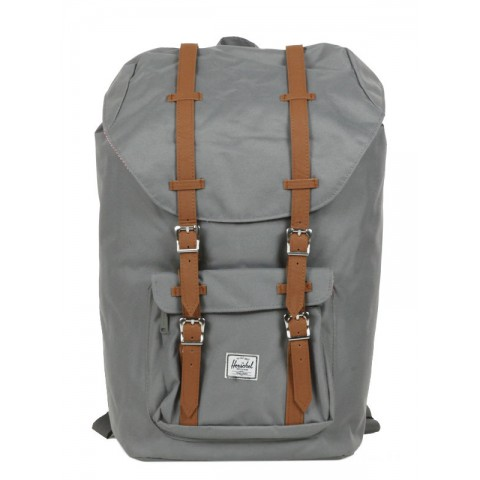 Herschel Sac à dos Little America grey/tan