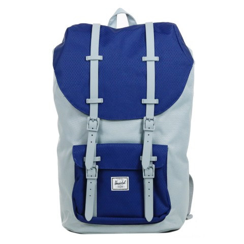 Herschel Sac à dos Little America quarry/blueprint/quarry rubber