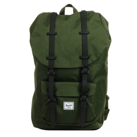 Herschel Sac à dos Little America forest night/black
