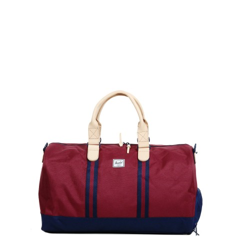 Herschel Sac de voyage Novel Offset 52 cm windsor wine/peacoat