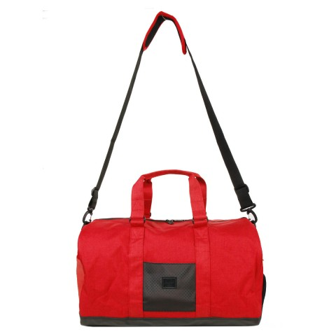 Herschel Sac de voyage Novel Aspect 52 cm barbados cherry crosshatch/black