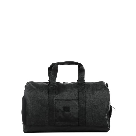 Herschel Sac de voyage Novel Aspect 52 cm black crosshatch/black/white